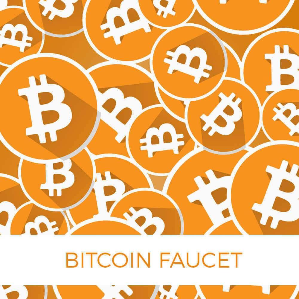 Bitcoin Faucet Script