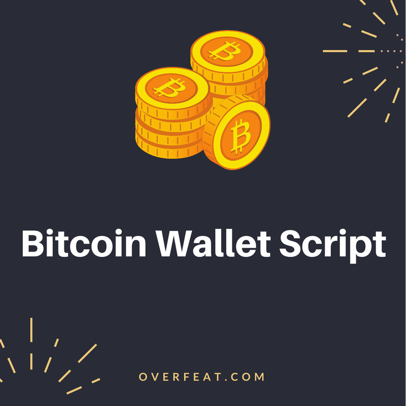 Bitcoin Wallet Script