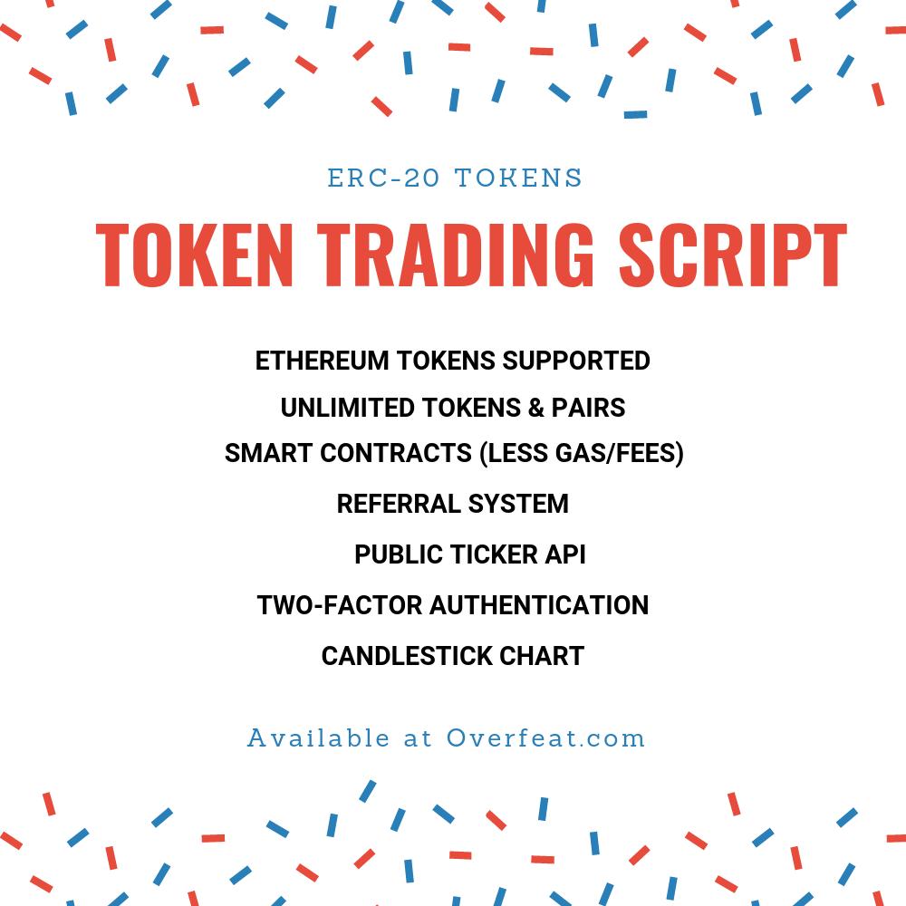 Token Trading Script (ERC-20)